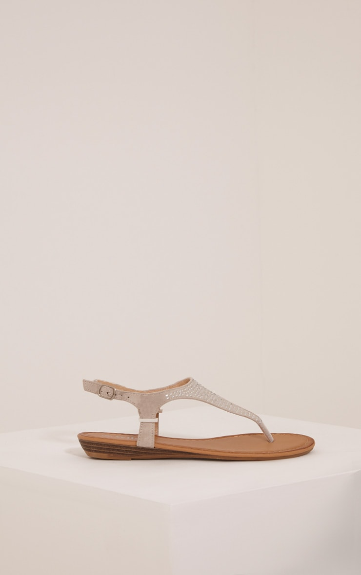 Kerina Stone Embellished Sandals 3