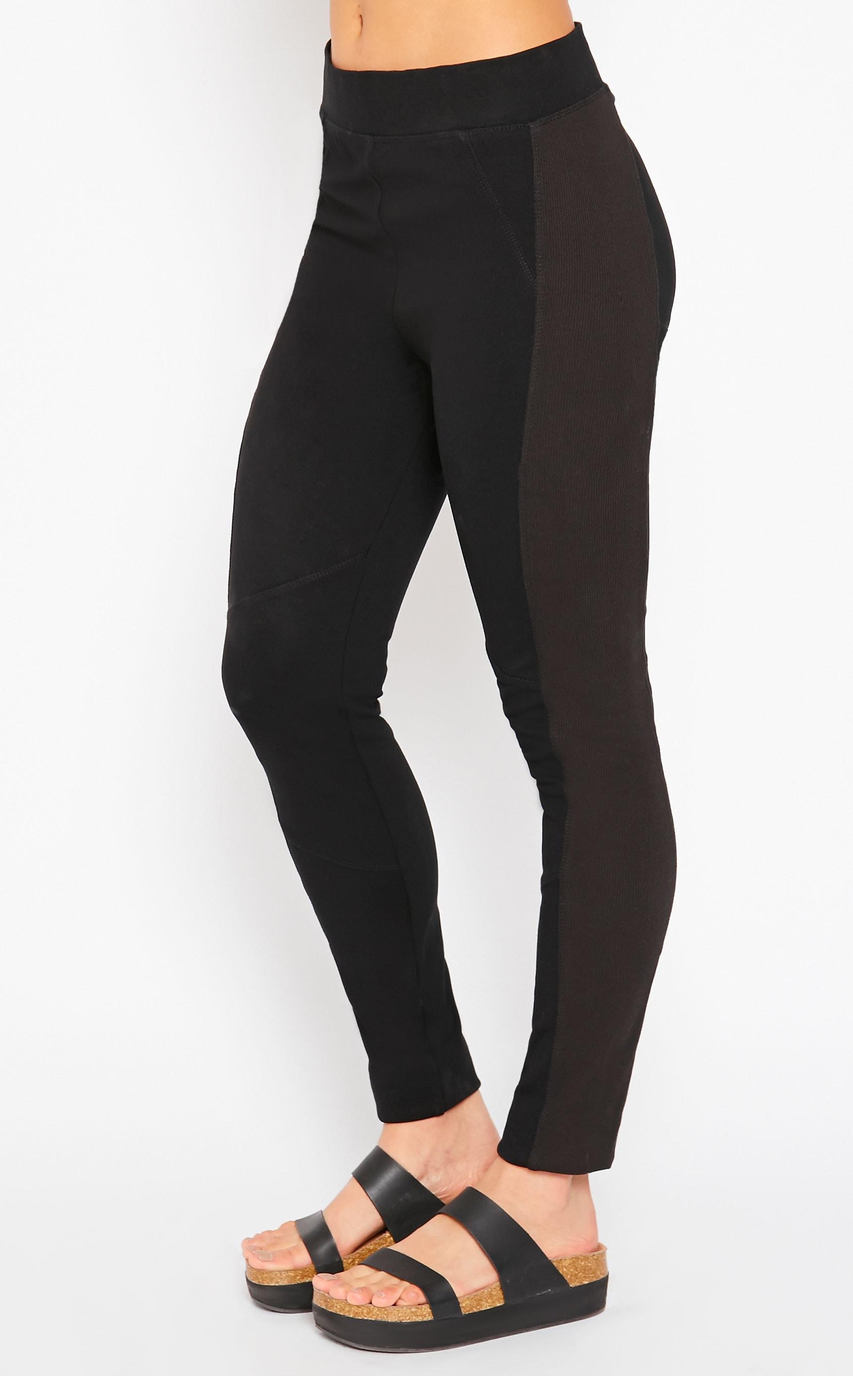 Tamera Black Premium Legging  4