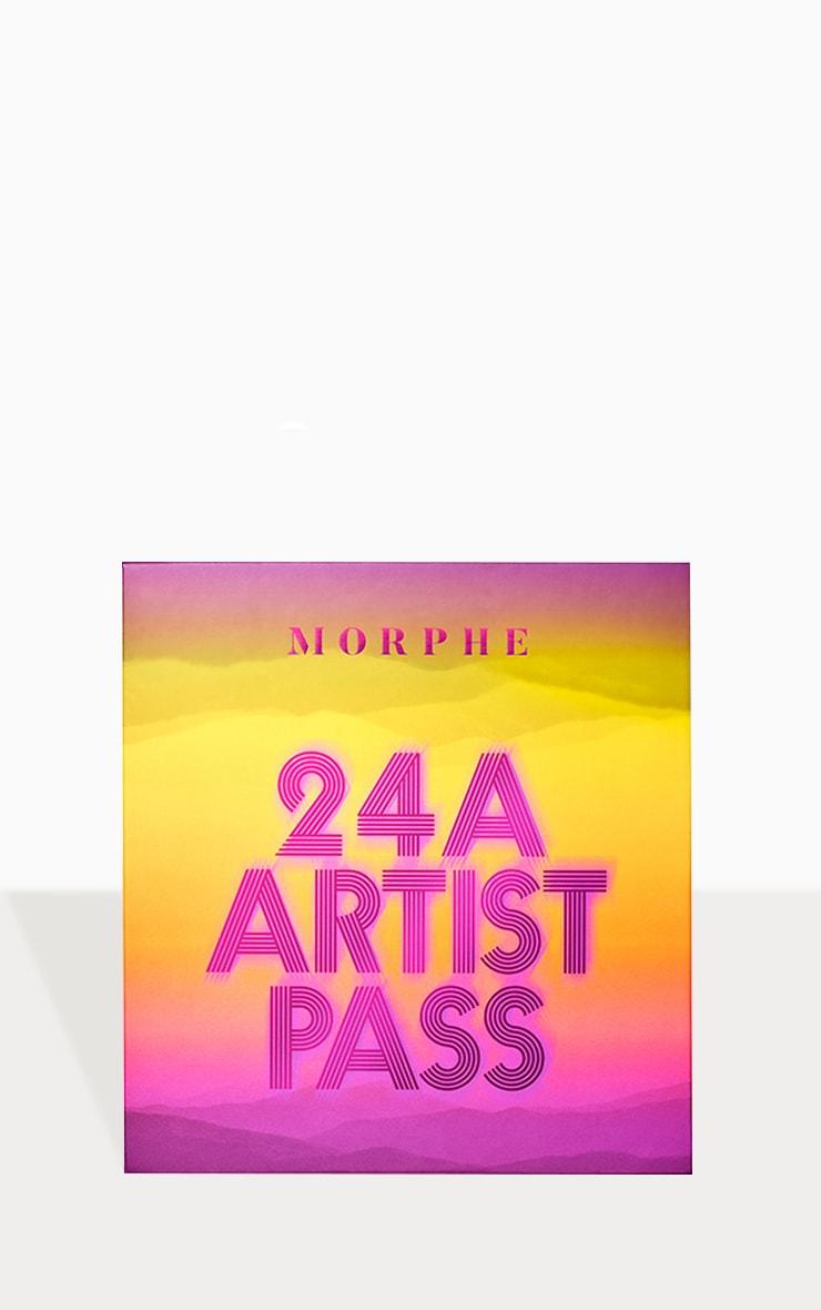 Morphe x Saweetie 24A Artist Pass Artistry Eyeshadow Palette 3