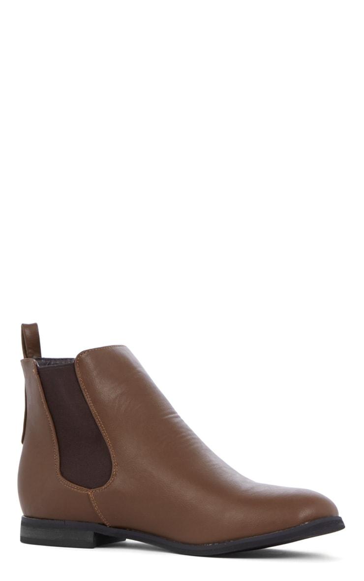 Samara Brown Chelsea Boot 4
