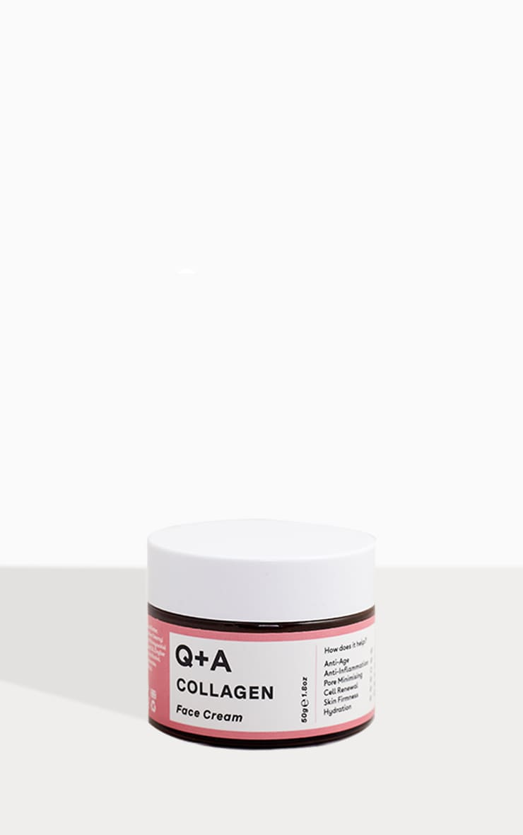 Q+A Collagen Face Cream 50g 3