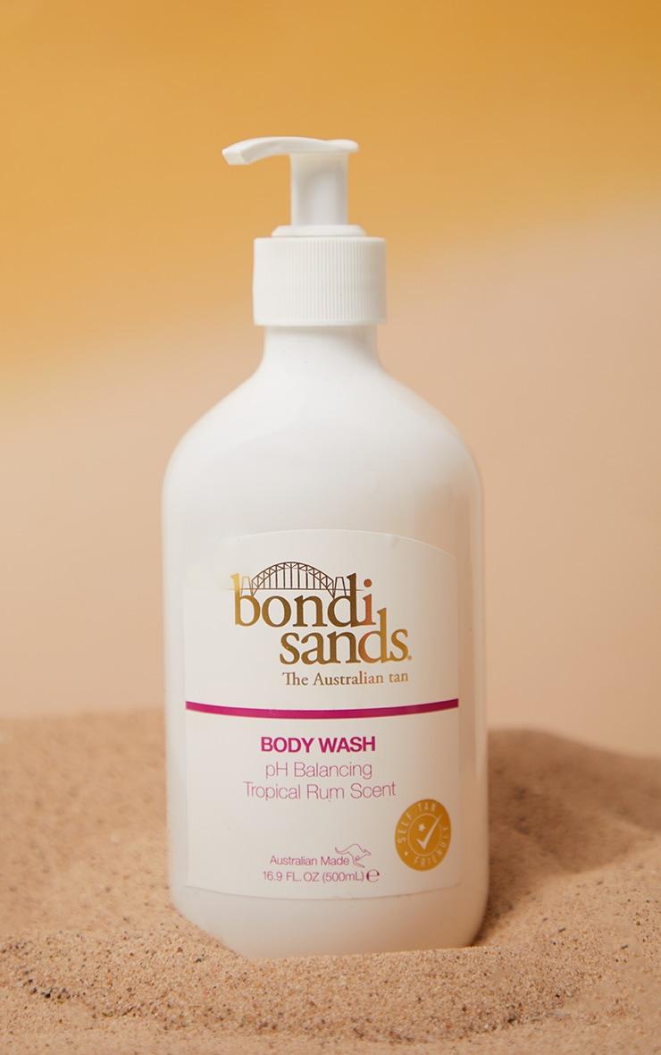 Bondi Sands Tropical Rum Body Wash 500ml 1