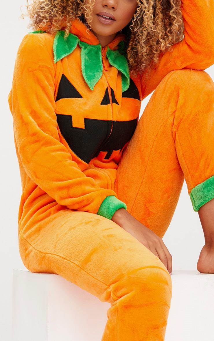 Pumpkin Onesie 5
