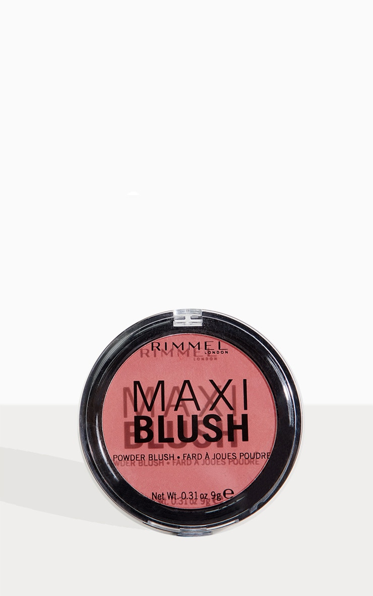 Rimmel Maxi Blush Wild Card 1