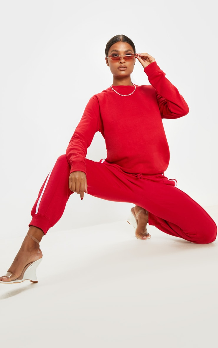 Red Ultimate Sweater 4