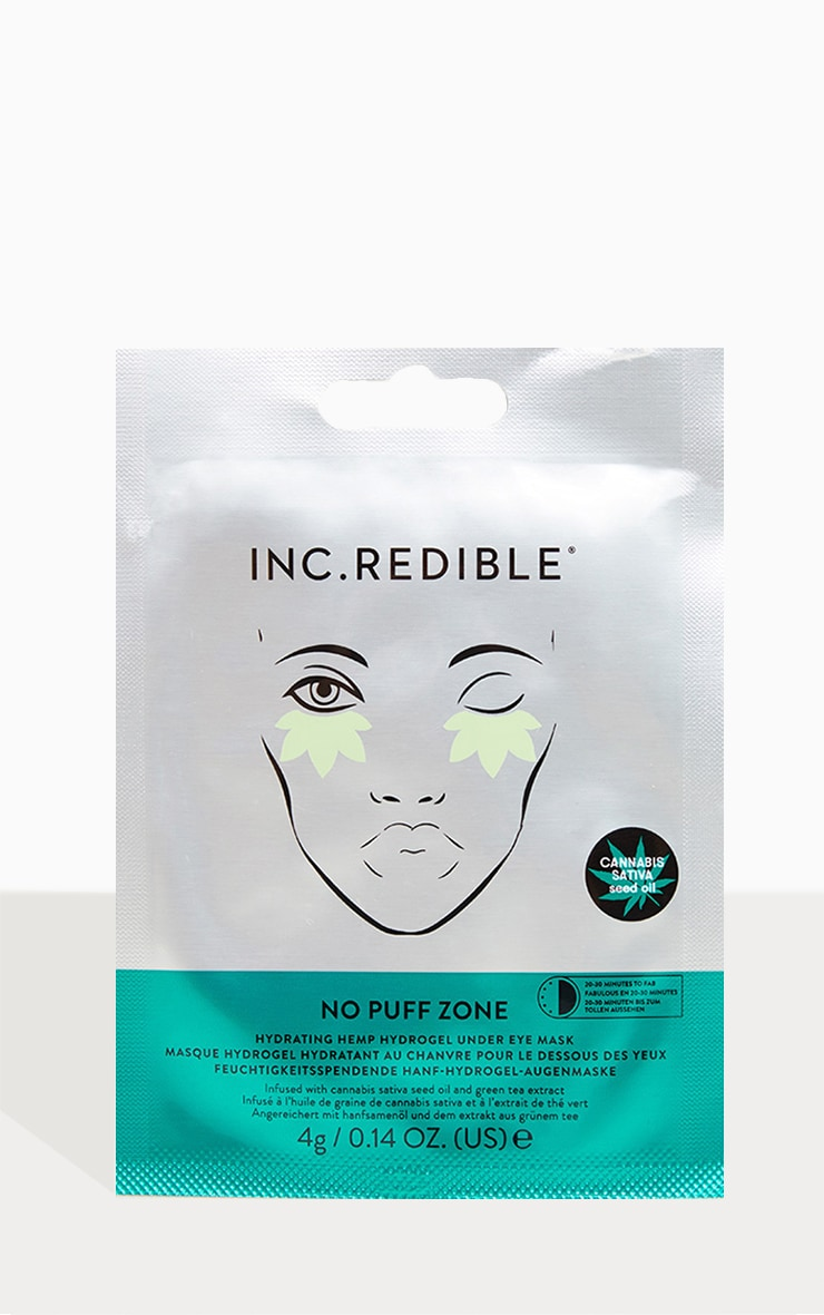 INC.redible Just Kinda Bliss Under Eye Masks image 1