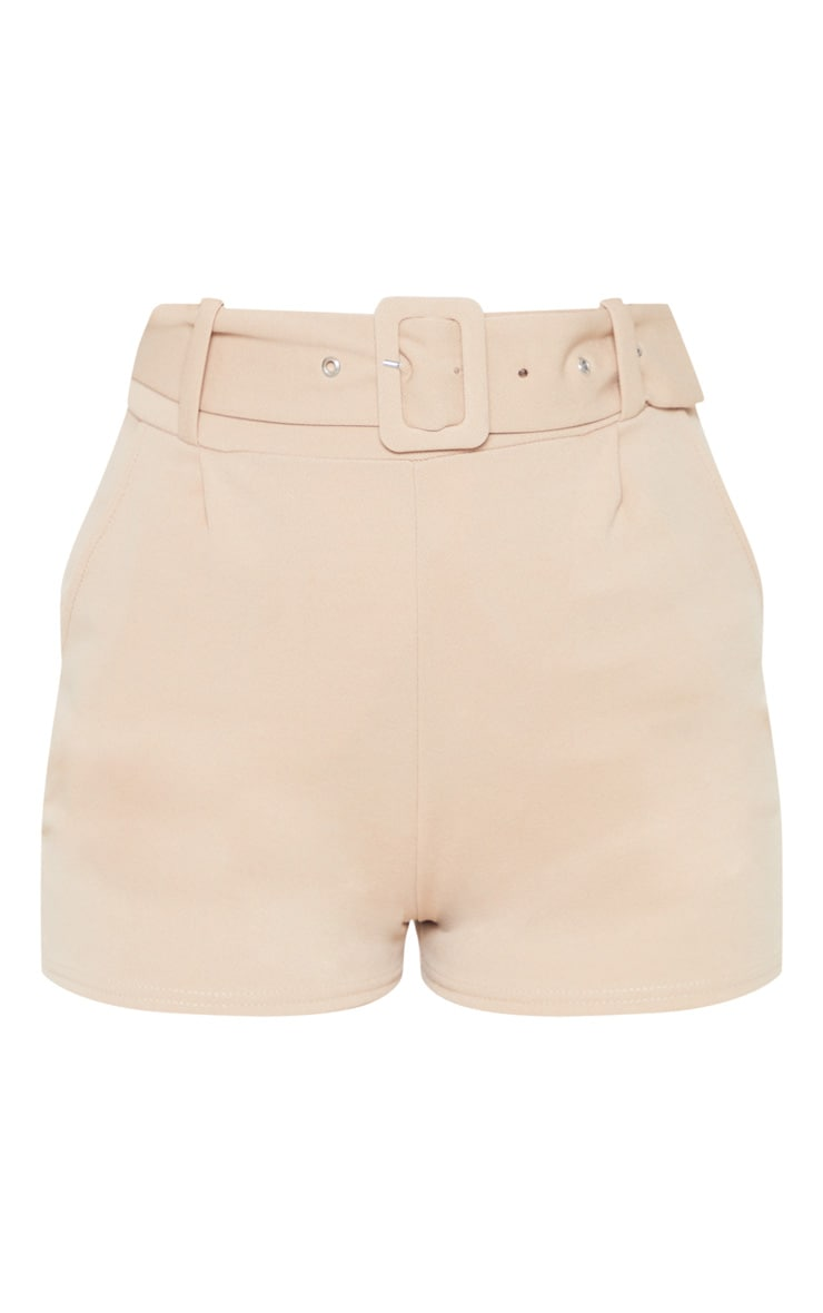Stone Belted Tailored Short 3