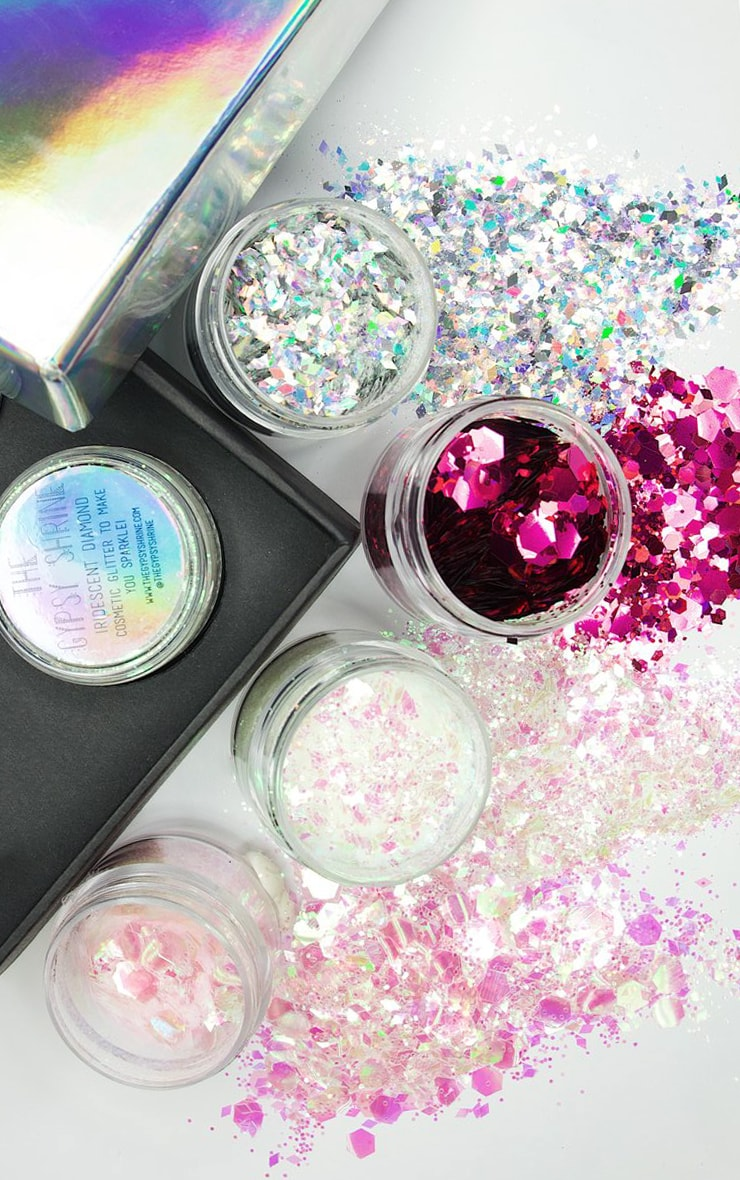 The Gypsy Shrine Unicorn Glitter 4 Pack 1
