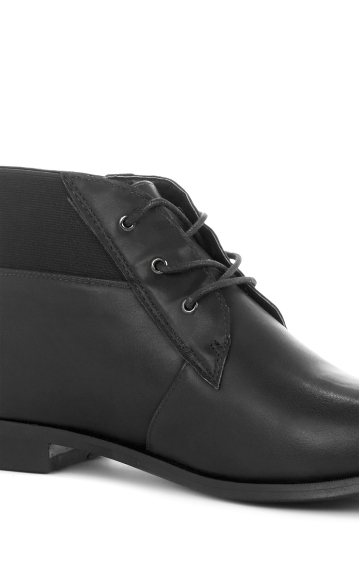 Zaya Black Shoe Boot 2