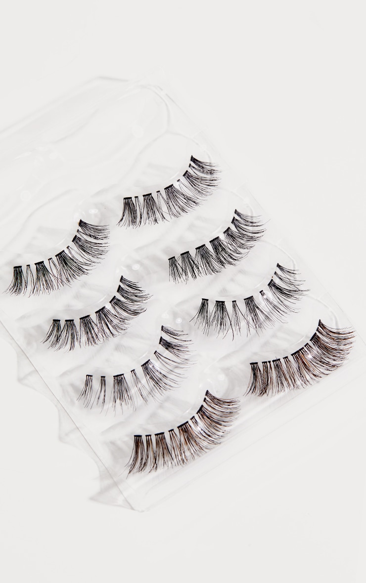 Doll Lash Multipack Of 4 False Eyelashes  2