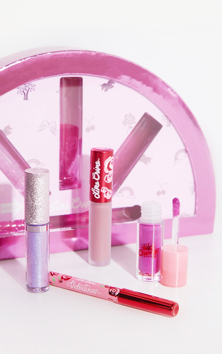 Lime Crime Best of Lip Mauves 1