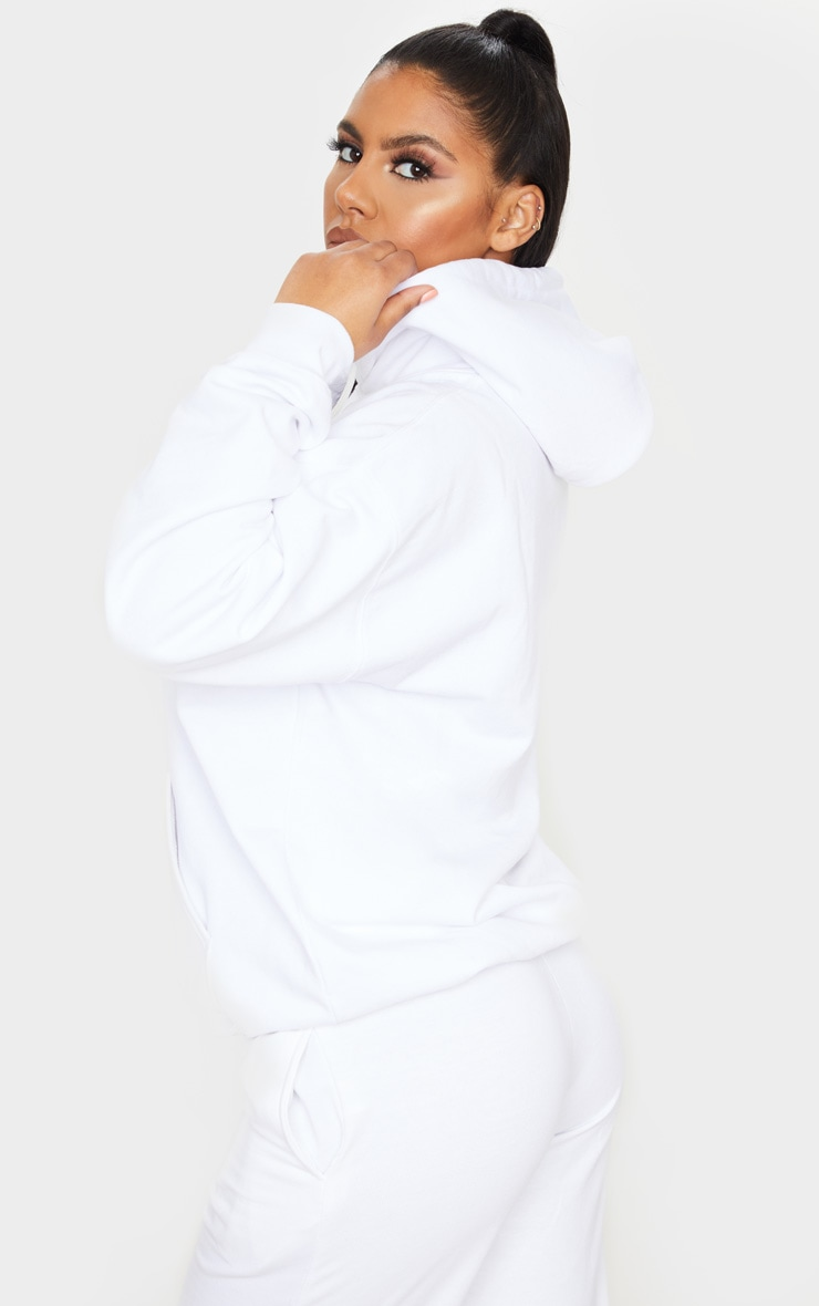 PRETTYLITTLETHING White The Official 2020 Hoodie 2