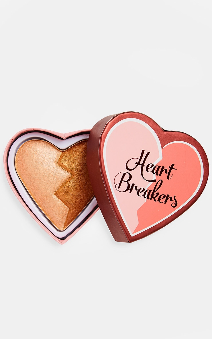 I Heart Revolution Heartbreakers Highlighter Wise 1