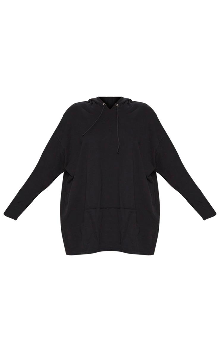 PLT Plus - Hoodie oversize noir 3