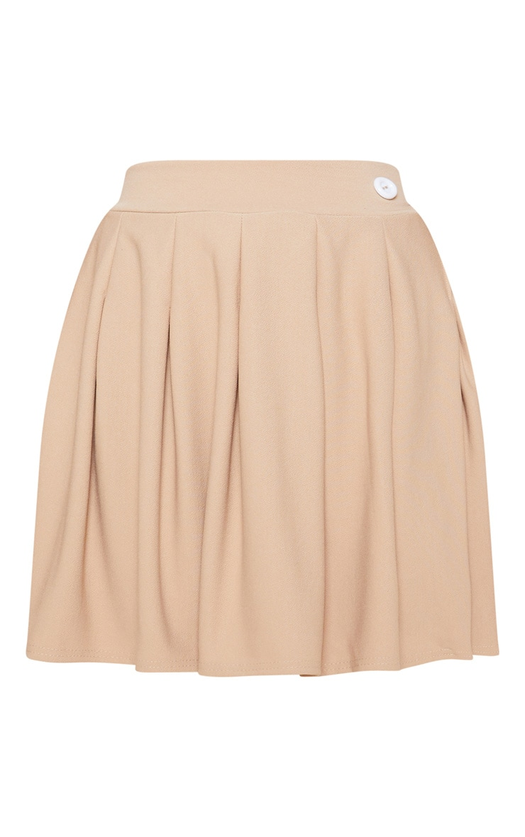 Stone Pleated Tennis Skirt 3