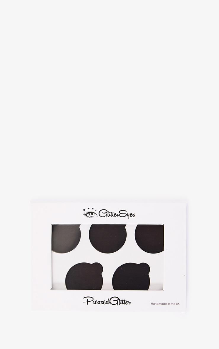 Palette de 5 fards à paupières Chunky GlitterEyes 4