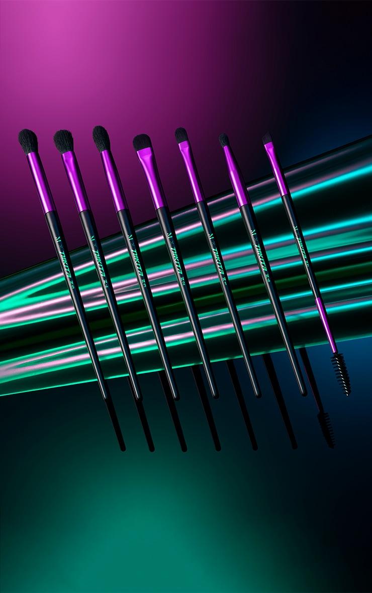 Morphe X Nikita Eye Brush Set 1