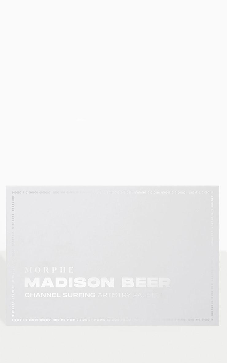 Morphe Madison Beer Channel Surfing Artistry Palette 3