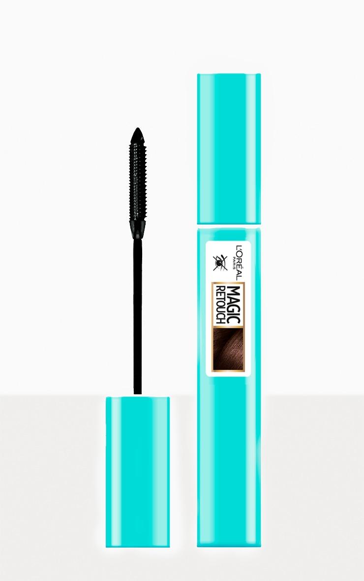L'Oreal Paris Hair Dye Magic Retouch Instant Precision Brush Dark Brown 8ml 2