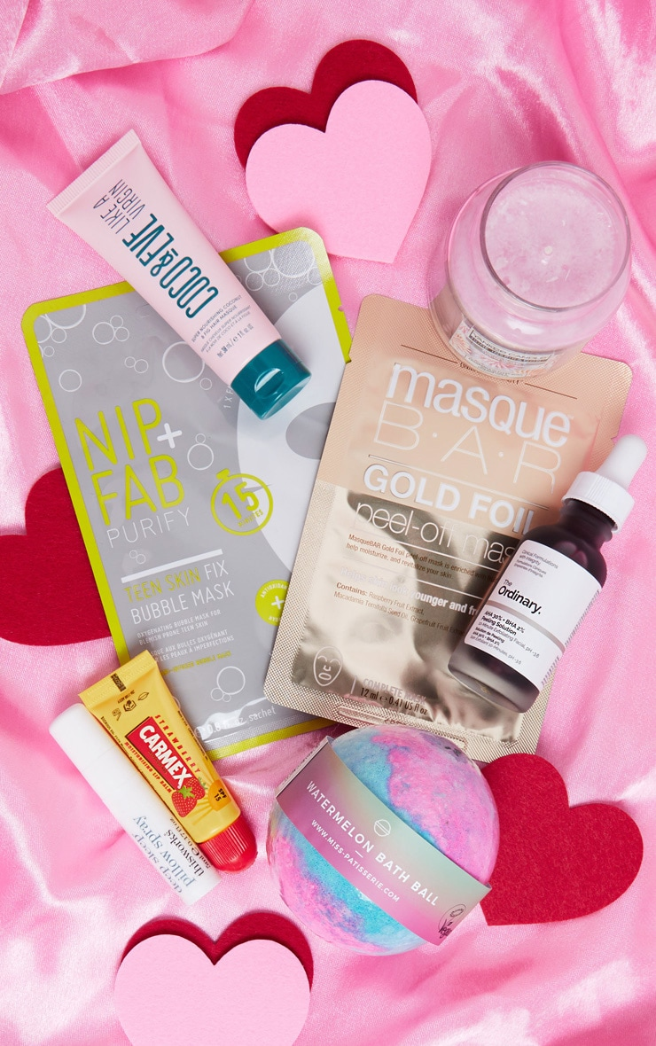 PRETTYLITTLETHING Self Love Beauty Bundle (Worth Over £50) image 1