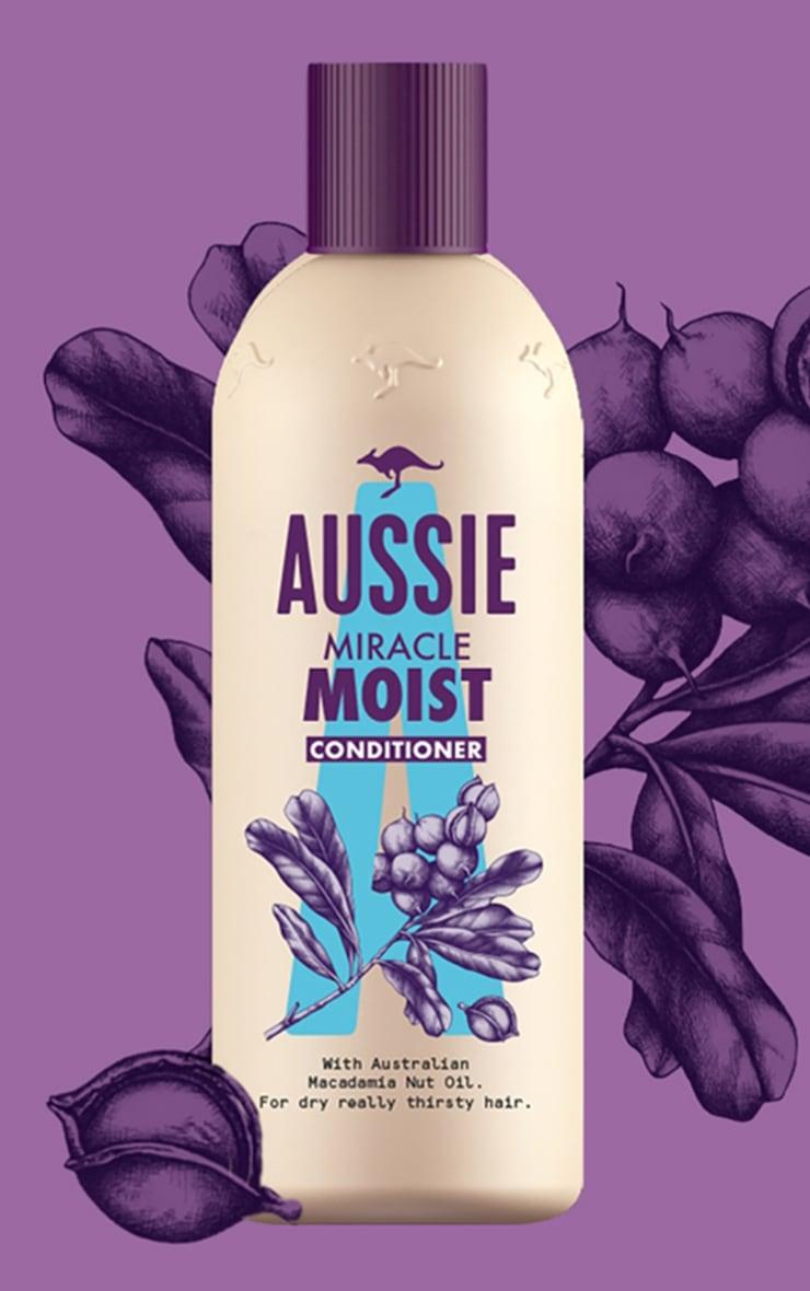 Aussie Miracle Moist Conditioner 250ml 1