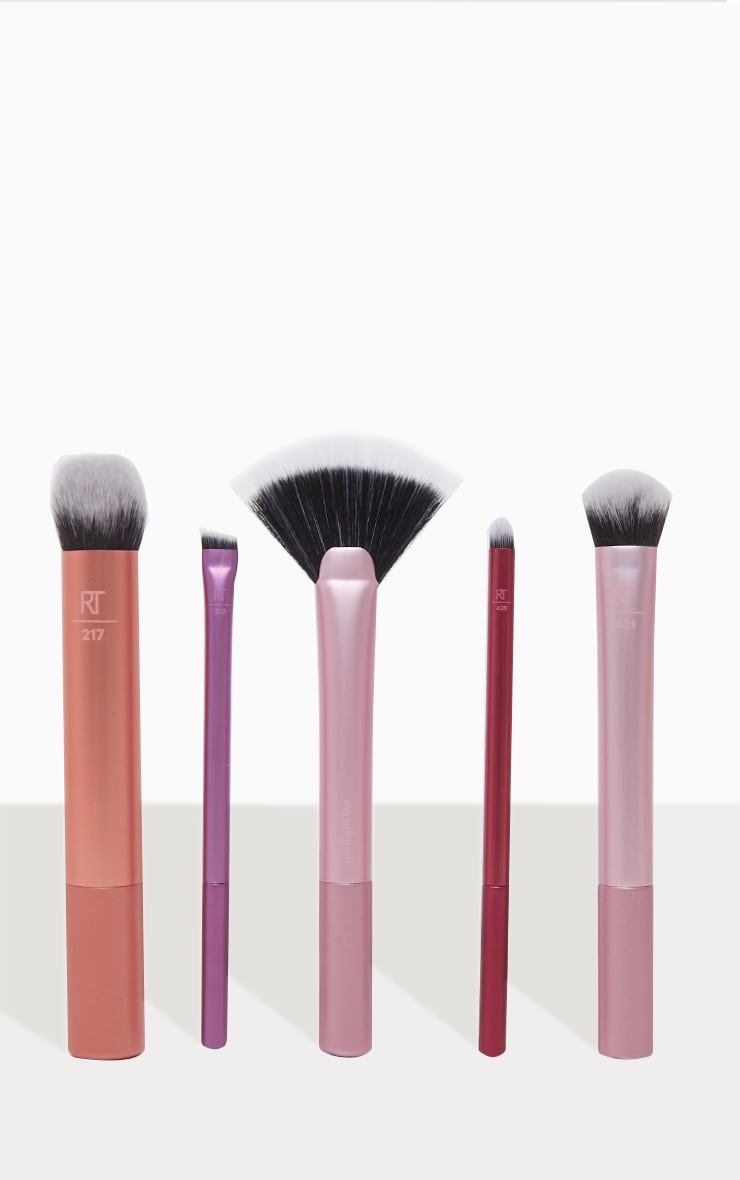 Real Techniques Artists Essentials Brush Set 3
