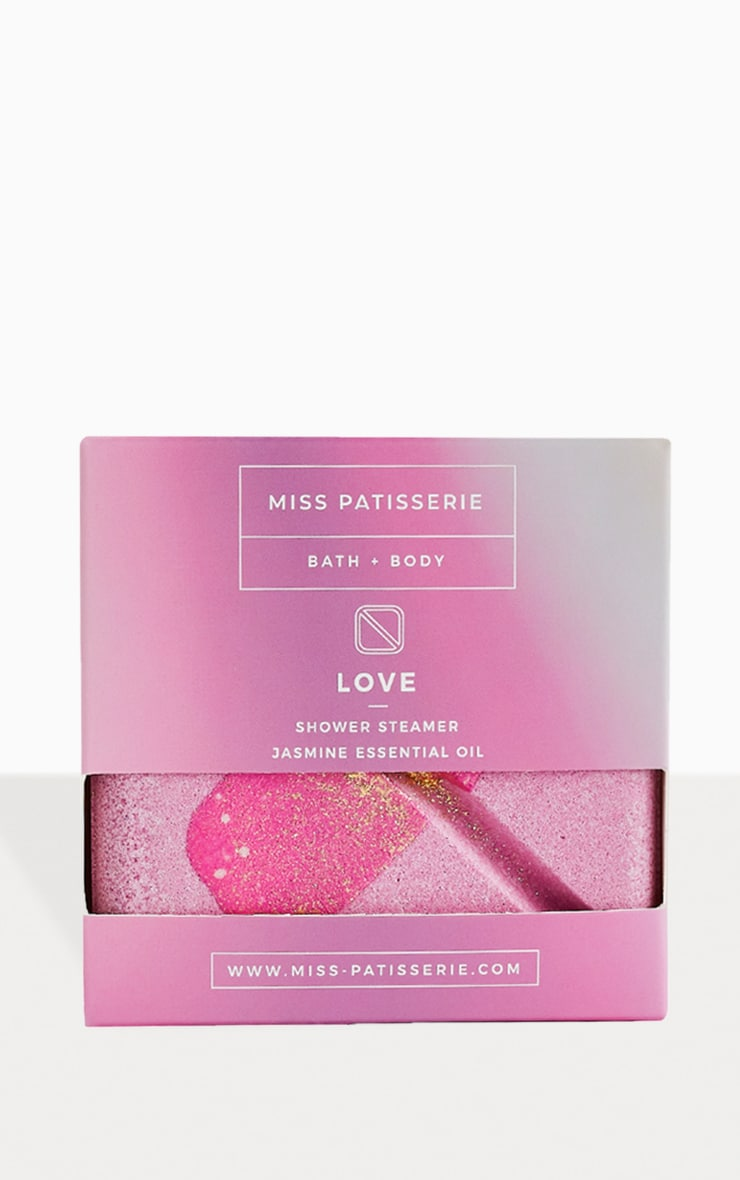 Miss Patisserie Love Shower Steamer 2