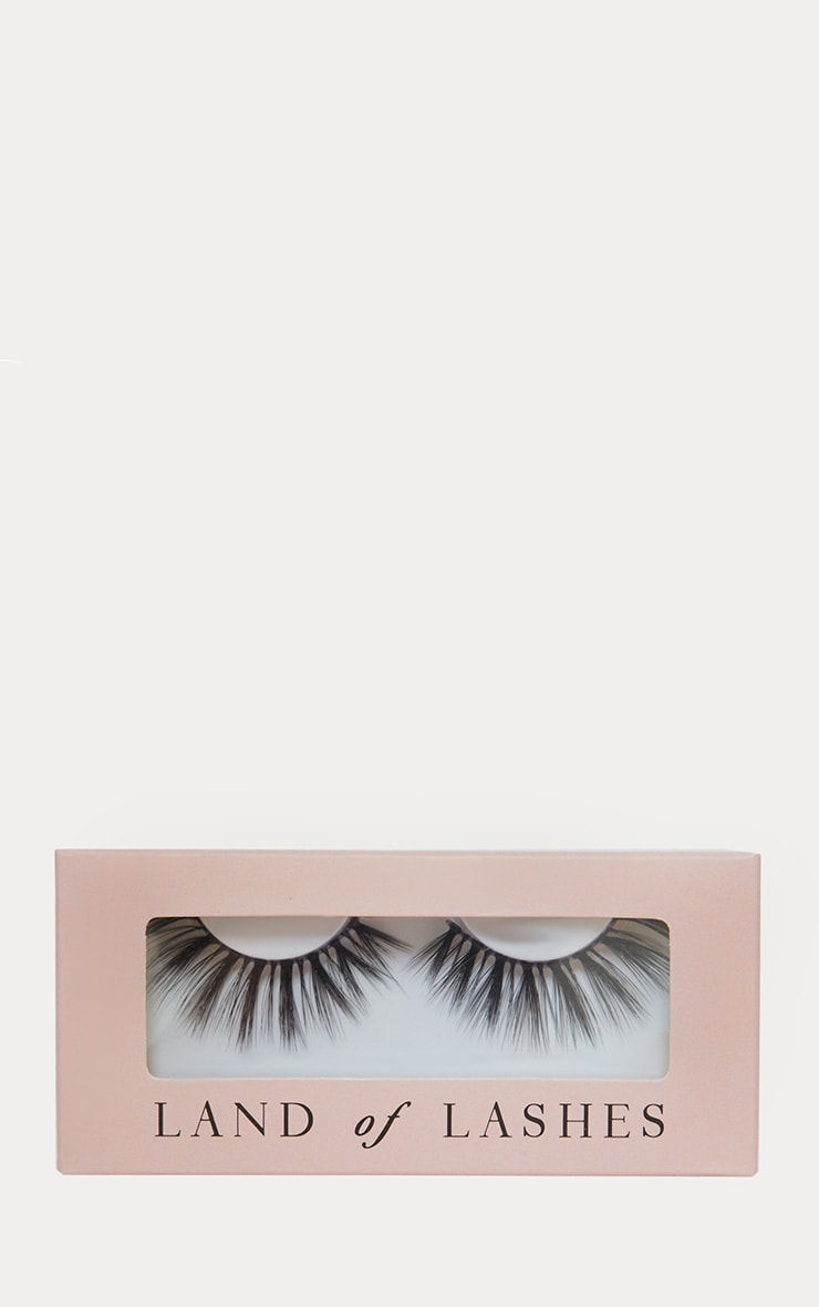 Land of Lashes Esmee Invisible Band False Lash