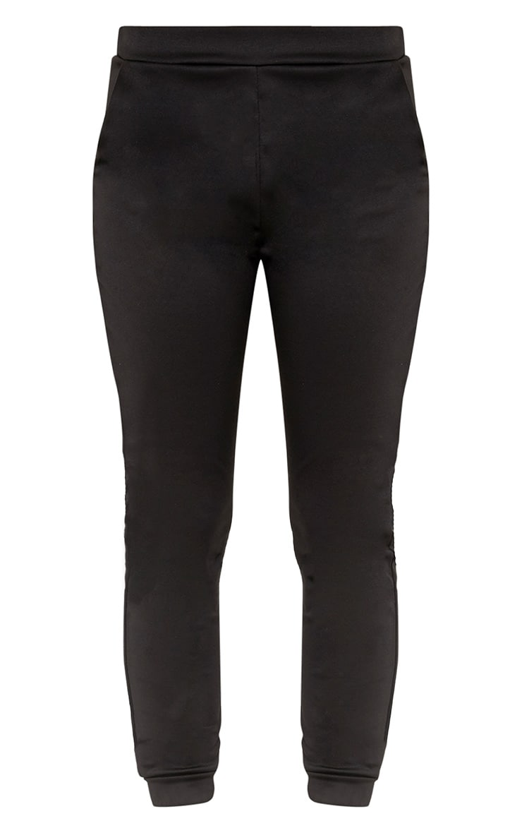 Anabell Black Joggers 3