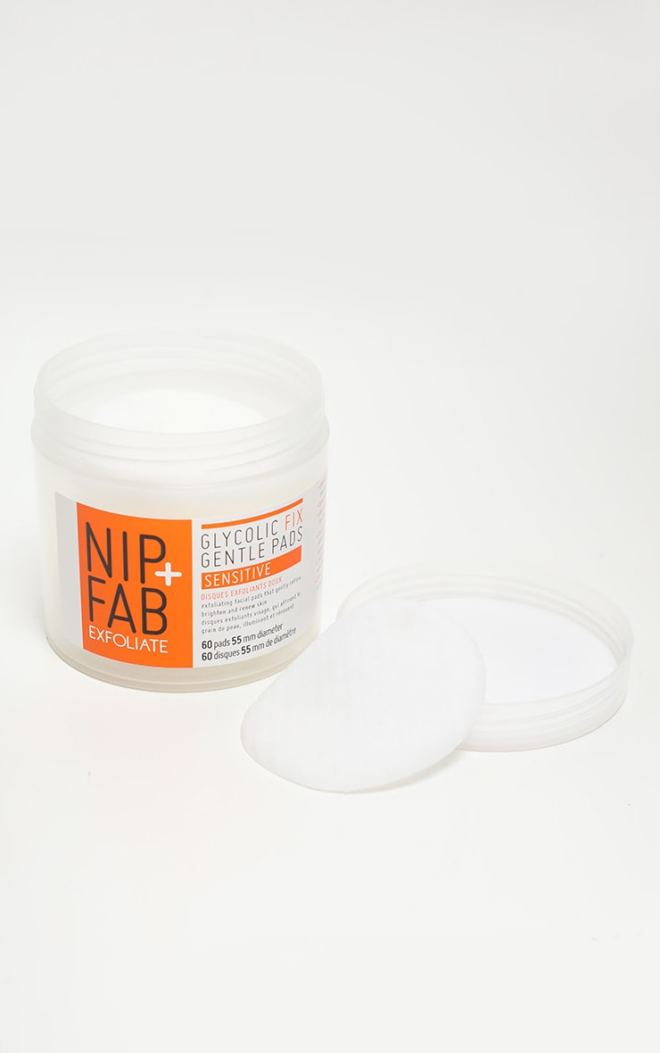 Nip + Fab Glycolic Fix Sensitive Pads  2