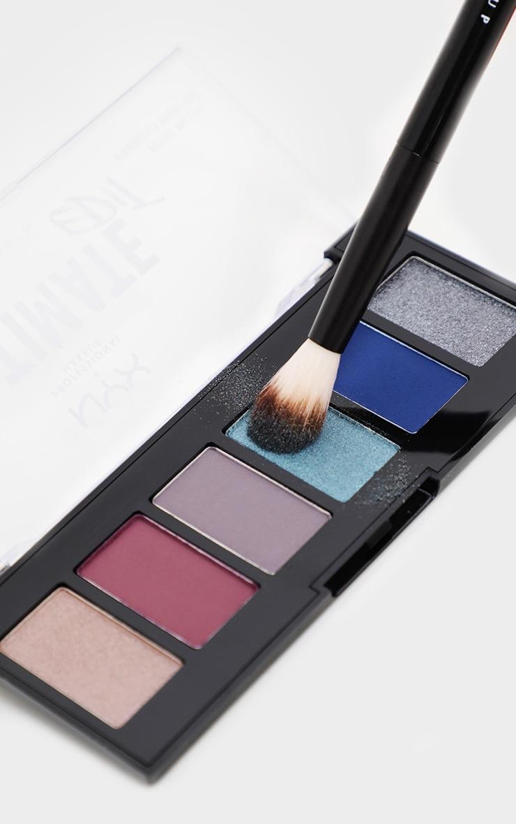 NYX Professional Makeup Ultimate Edit Petite Shadow Palette Ash 2