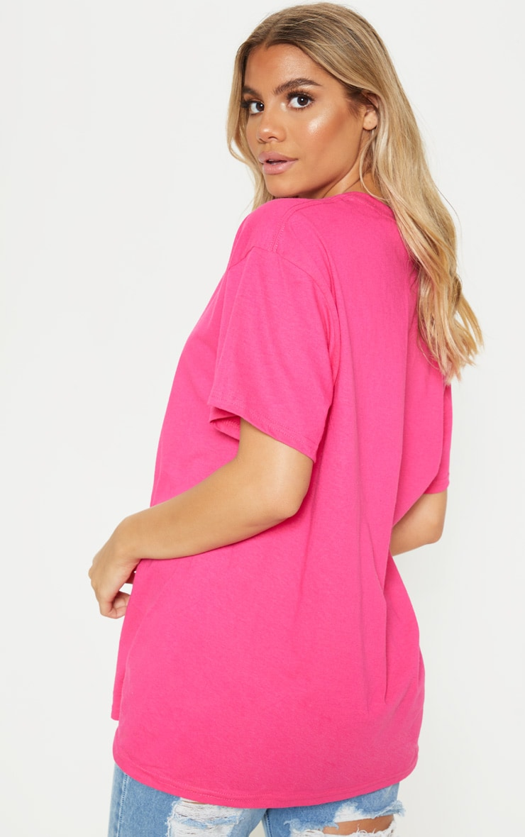 Hot Pink Ultimate T Shirt 2