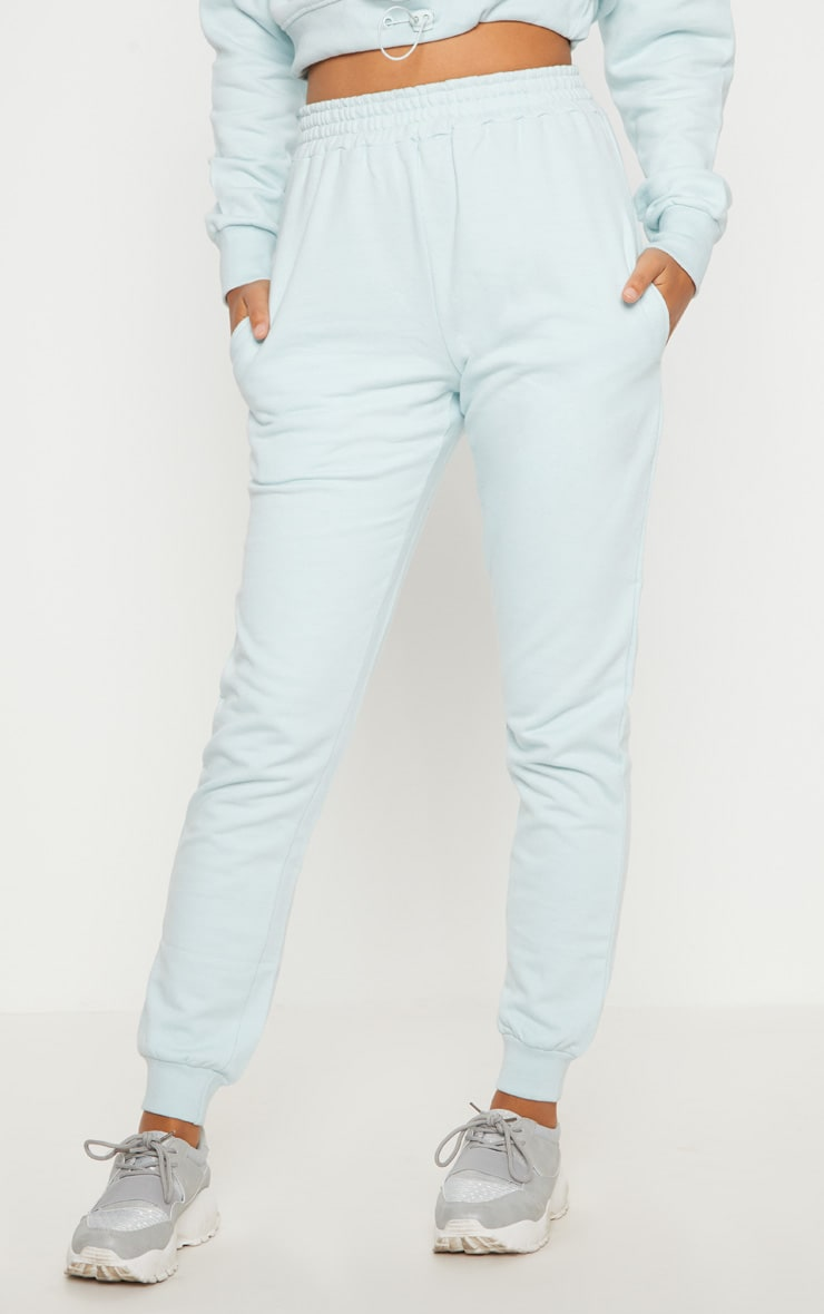 Mint High Waisted Joggers