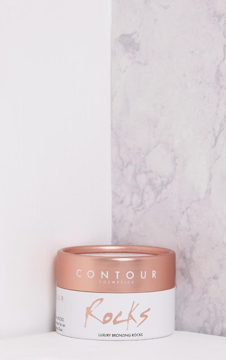 Contour Cosmetics Bronze Contour Rocks 1