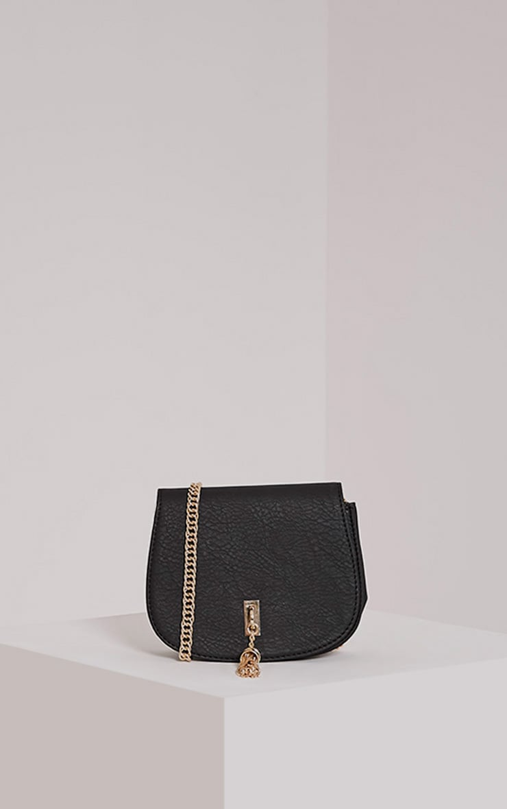Danaria Black Tassel Chain Bag 1