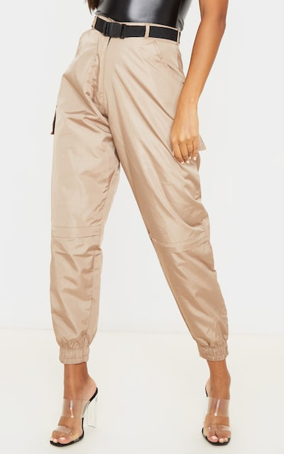 Camel Shell Pocket Jogger