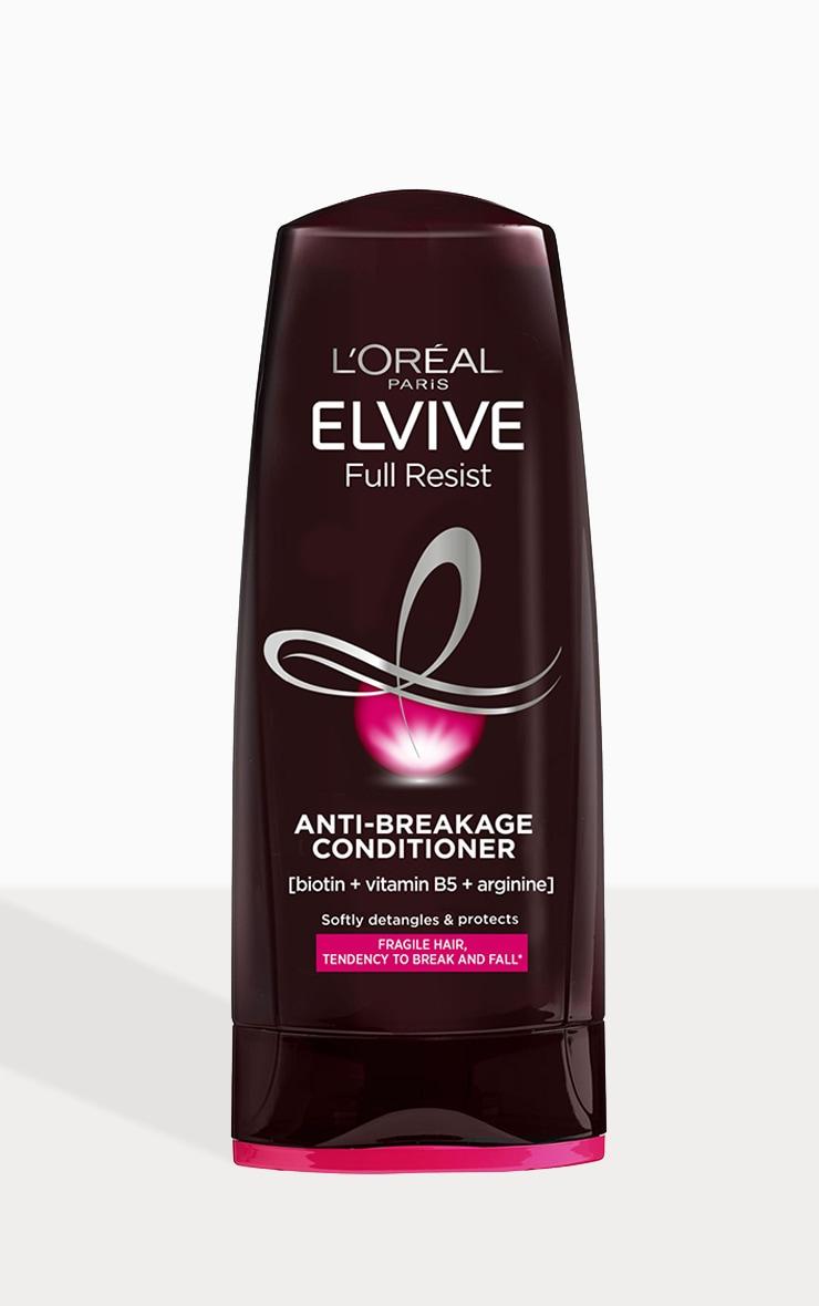 L'Oreal Elvive Full Resist Anti-Breakage Fragile Hair Conditioner 400ml 1