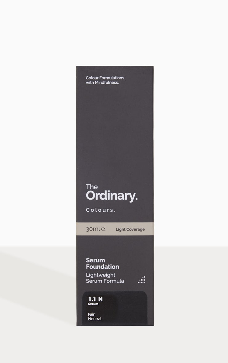 The Ordinary Serum Foundation 1.1N Fair 2