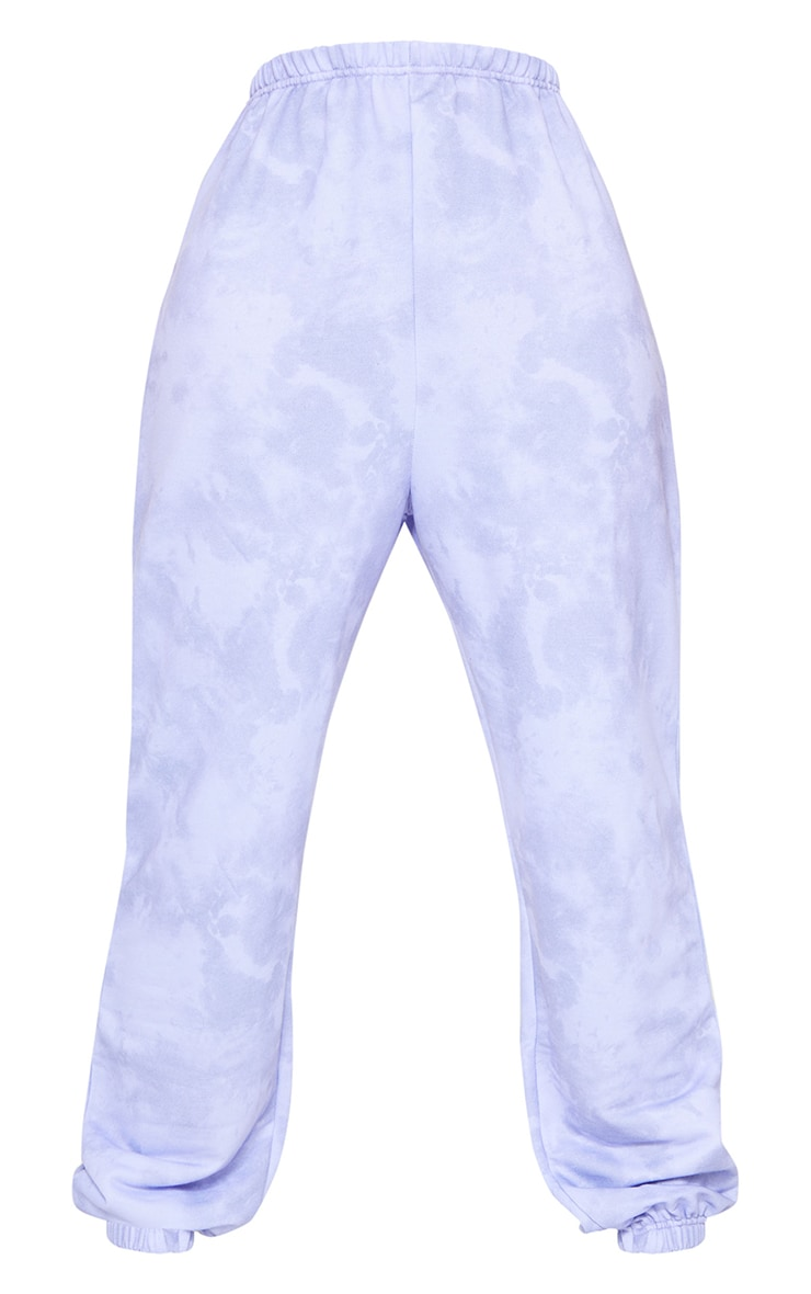 Tall Lilac Tie Dye Basic Jogger 5
