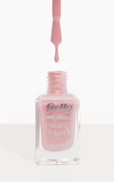 Barry M Gelly Nail Paint Pink Lemonade