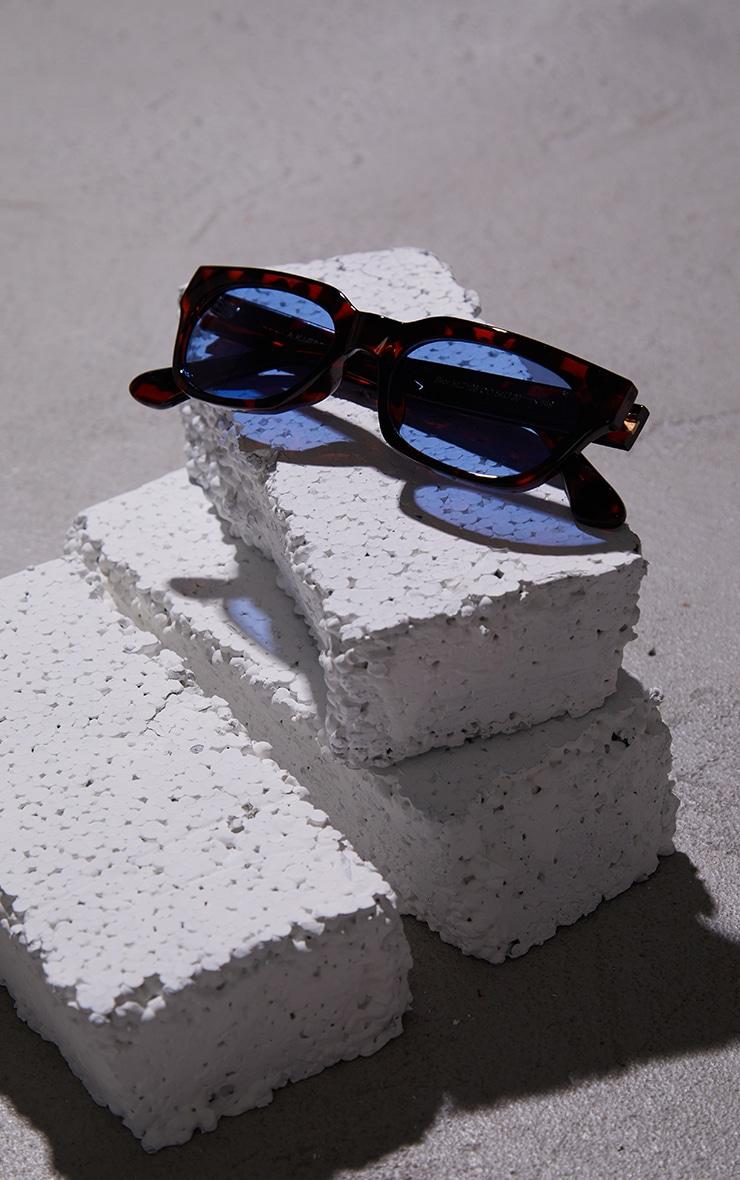 A.Kjaerbede Bror Demi Tortoise Sunglasses 2