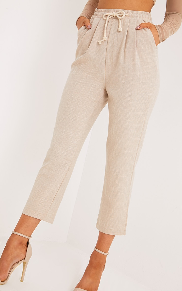 Diya Stone Casual Trousers 6