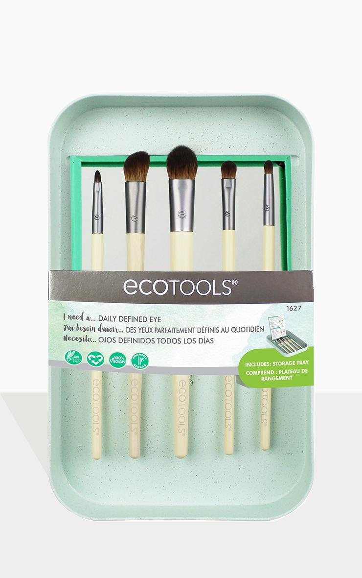EcoTools Daily Defined Eye Brush Kit 2