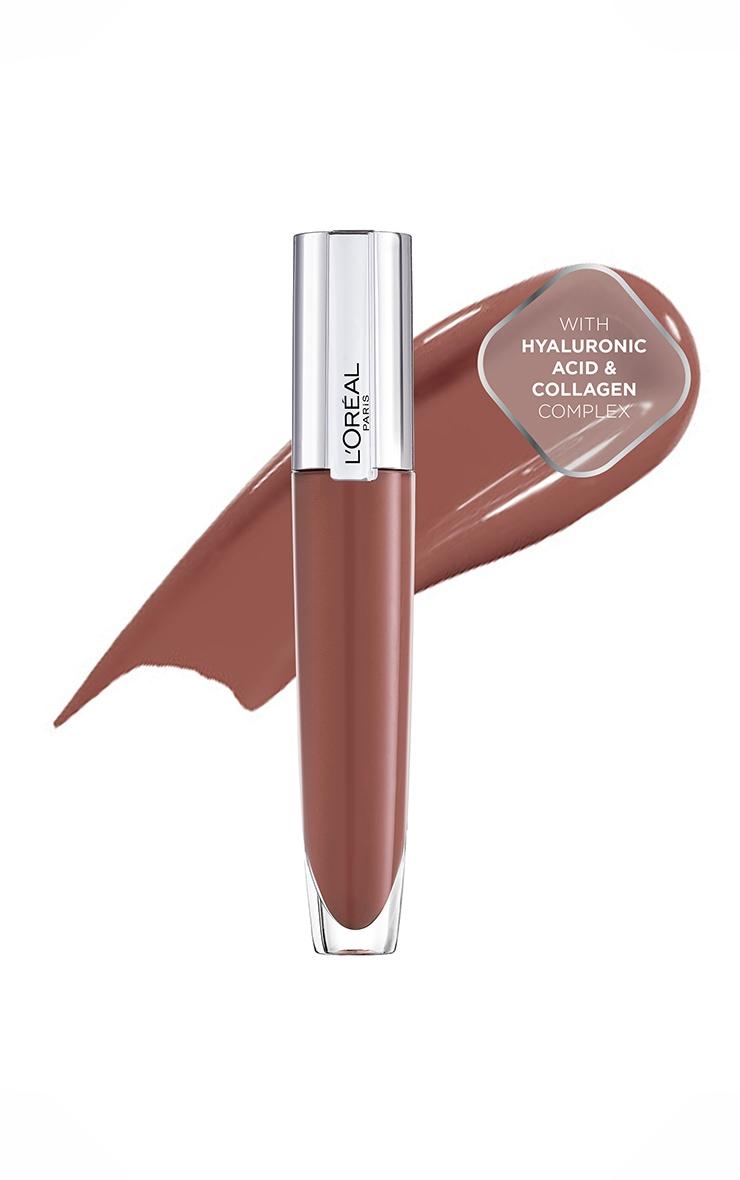 L'Oréal Paris - Gloss à lèvres repulpant effet volume - 414 Escalate 3
