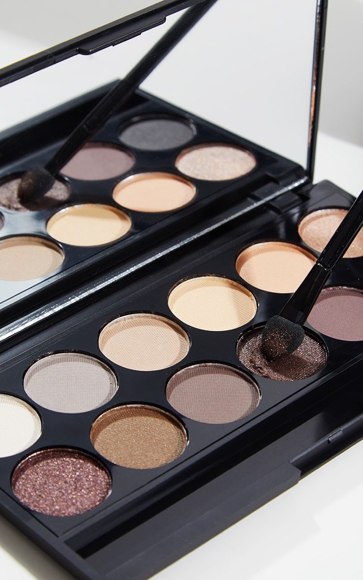 Sleek MakeUP Au Naturel I-Divine Palette 1