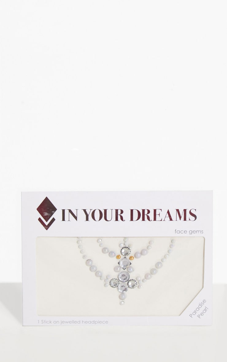 In Your Dreams Paradise Pearl Face Jewels 2