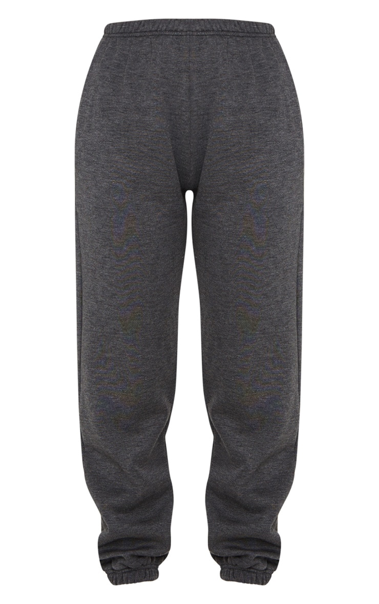 Charcoal Casual Track Pants 5