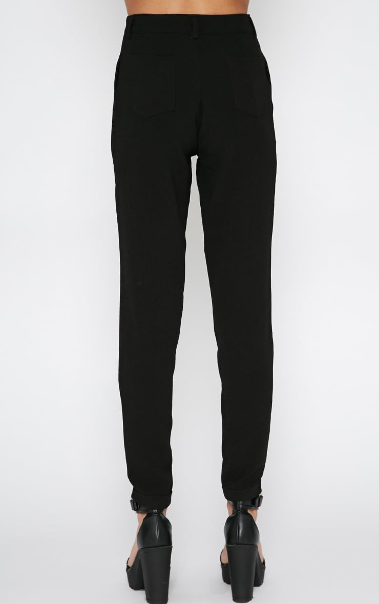 Twiggy Black Trouser  2
