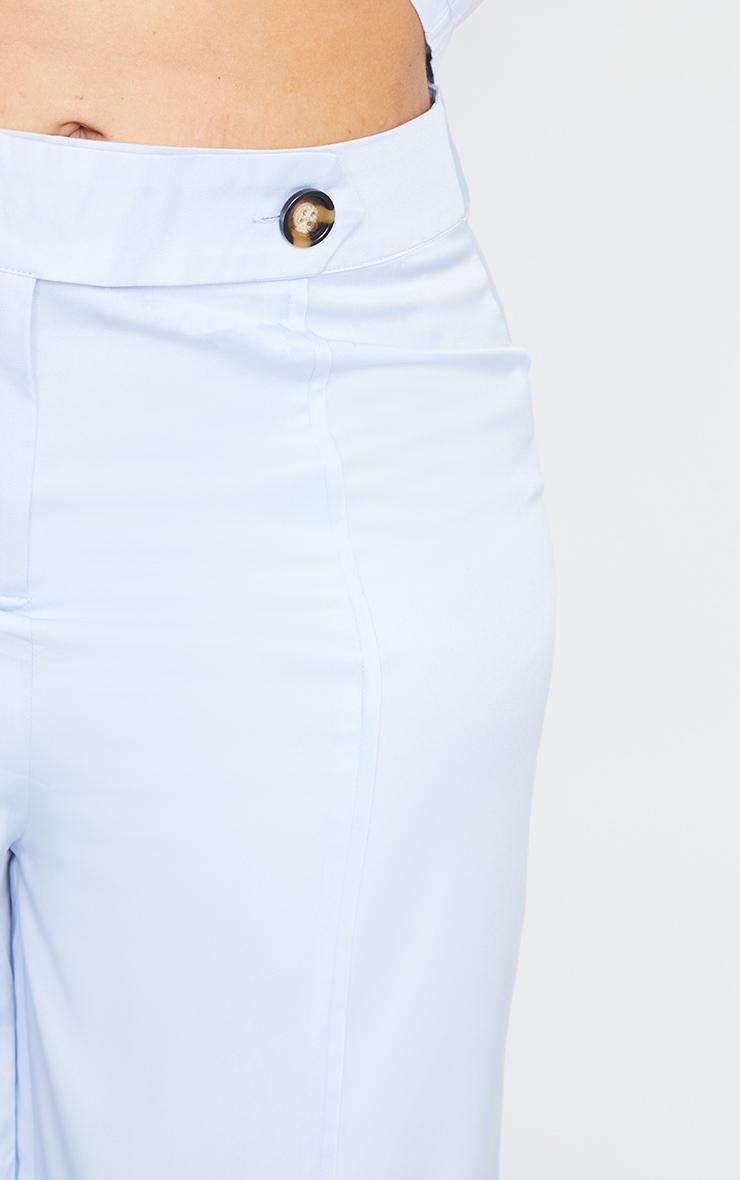 PLT Plus - Pantalon de tailleur bleu ciel 4