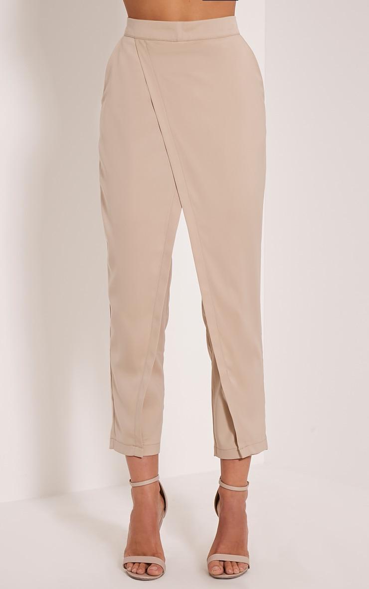 Rachel Stone Cross Front Trousers 2